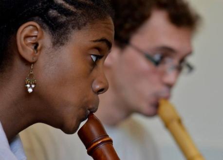 Grace Milandou Flute