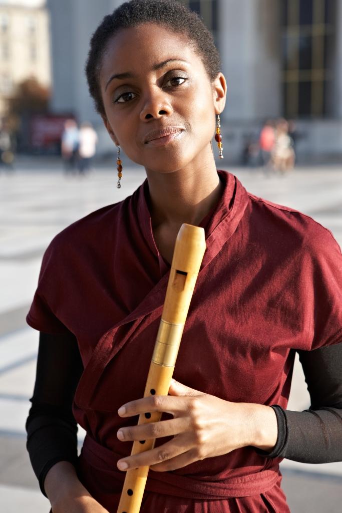 Grace Milandou par Marion Barat